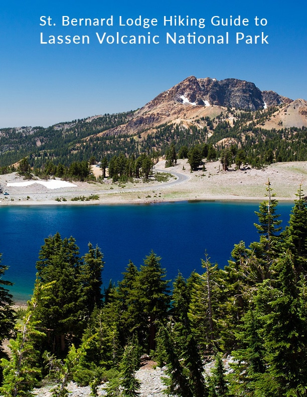 St. Bernard Lodge - Lassen Volcanic National Park Lodge