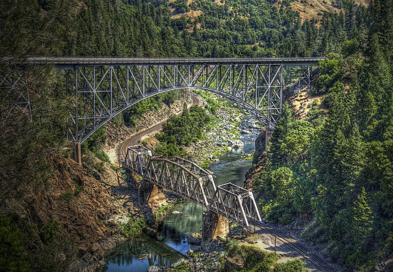 Feather River Bridges