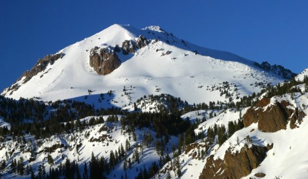 things to do in Lassen National Park this winter